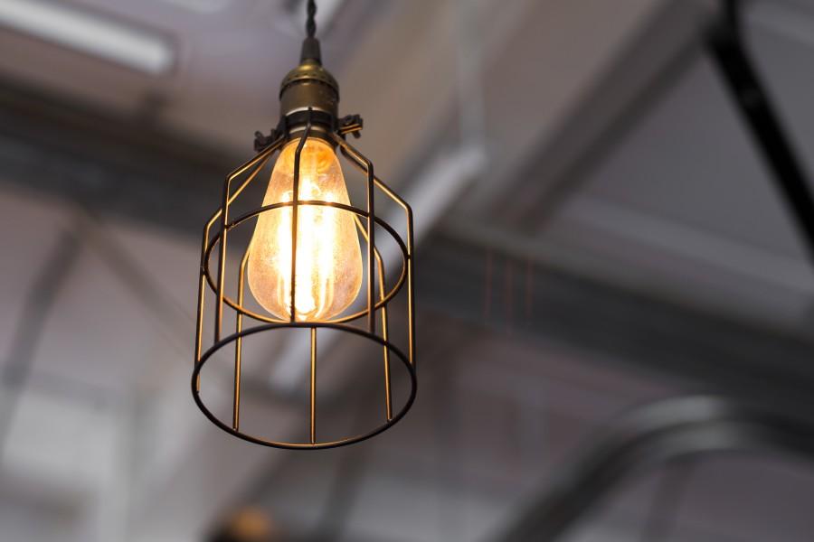 店舗内装を考える上で重要な照明の考え方